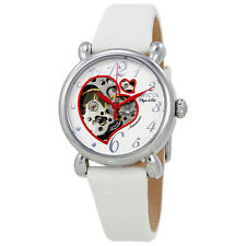 Invicta Objet D Art Automatic White Dial Ladies Watch 22646