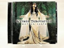 WITHIN TEMPTATION - MOTHER EARTH *14 Tracks* - VERY GOOD CD, Re-Issue