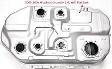 2003-2006 Mitsubishi Outlander 2.4L AWD Fuel Tank