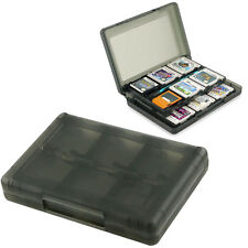 Black Game Card Case Holder 28 in1 Cartridge Storage Box For Nintendo 3DS DSL
