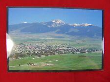Vintage Original Deer Lodge Montana Uncirculated Postcard - 1982 - Lot 1