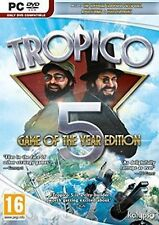 Tropico 5 Game of The Year Edition PC CD
