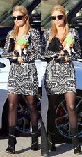 MARA HOFFMAN Star Side Cutout Dress Seen On Celebrity Size L NWT $298