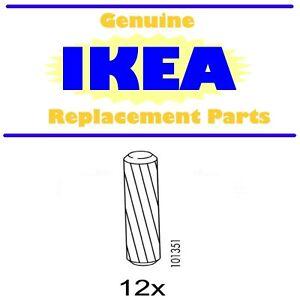 Ikea Wood dowels, Part # 101351 (12 pack) - NEW