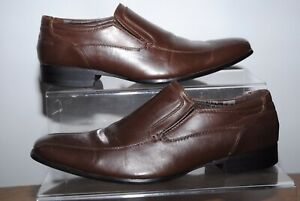 Taylor & Wright Men's Brown Slip On Shoes Uk Size 10