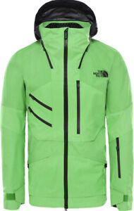 The North Face Men's Brigandine Ski Snow Jacket / S / Green / BNWT