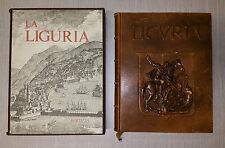 Arrigo Pecchioli LA LIGURIA Ed. Editalia 1994 Tiratura limitata