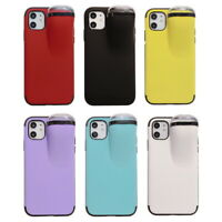 For iPhone 11 Pro Max/XR/X/XS Max Phone Case Cover With Airpods Earphone Storage