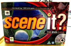 FIFA WORLD CUP GERMANY 2006 : SCENE IT! DVD BOARD GAME - NEW & SEALED
