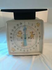 Vintage Nursery Baby Scale Vintage Nursery Decor Rustic Nursery Decor Baby Scale