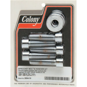 Colony Bolt Pulley 7/16-14X1 3/4   2054-10