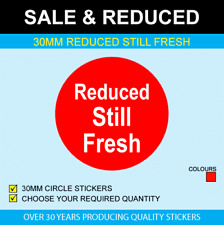 Reduced Still Fresh - Available As 30mm Circles