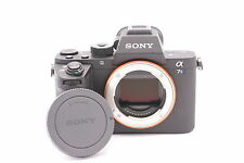Sony Alpha a7S II Mirrorless Digital Camera (Body Only) - Black