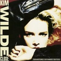 KIM WILDE - CLOSE-25TH ANNIVERSARY (EXPANDED EDITION) 2 CD NEU