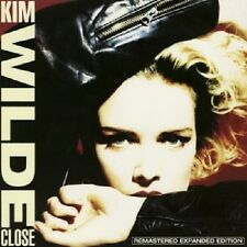 KIM WILDE - CLOSE-25TH ANNIVERSARY (EXPANDED EDITION) 2 CD NEU