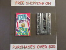 TAG TEAM WHOOMP (THERE IT IS) CASSETTE SINGLE W/ INSTRUMENTAL