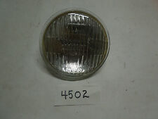 "TUNG-SOL SEALED BEAM #4502 CLEAR 28 VOLT 4 1/2"" MILITARY TANK AVIATION LIGHT"
