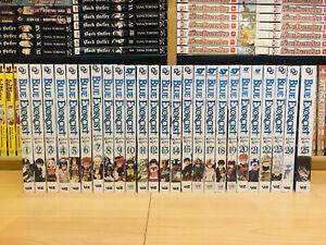 BLUE EXORCIST 1-25 Manga Set Collection Complete Run Volumes ENGLISH RARE