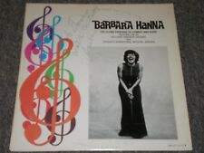 Barbara Hanna~The Clown Princess Of Comedy and Song~AUTOGRAPHED~FAST SHIPPING!!
