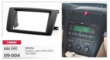 CARAV 09-004-25-8 installation trim dash kit for SKODA Octavia Laura Yeti 2-DIN