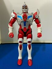 """Vintage 1994 Ultraman Superhuman Cyber Squad DIC Playmates 9"""" Action Figure Toy"""