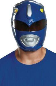 BLUE RANGER ADULT MASK POWER RANGER