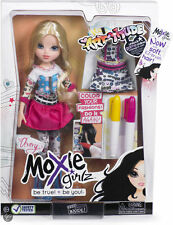 Moxie Girlz Avery Artitude Doll new in package  DISCONTINUED ITEM
