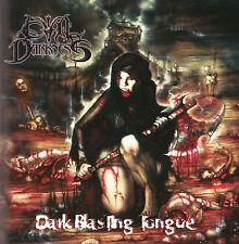 EVIL DARKNESS Dark Blasting Tongue CD
