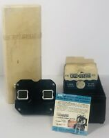 View Master Vintage With Reels