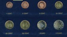 2003 Luxemburg - Euro Kursmünzensatz - Bankfrisch