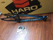 """HARO BIKES BLACKOUT PTC PRO 20.75 RACE FRAME 20.75"""" BLACK OUT BMX BIKE SALE"""
