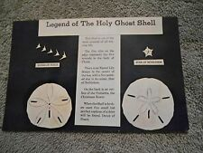 VINTAGE - POST CARD - LEGEND OF THE GHOST SHELL