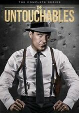 The Untouchables Complete Series Collection Region 1 DVD BOXSET