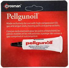 Crosman Pellgun Liquid Oil Airsoft Pneumatic Lube Airgun Co2 Gas Pellgunoil