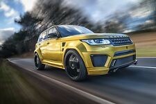 Land Rover Range Rover Sport L494 2013 onwards Full Body Kit Wide