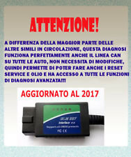 DIAGNOSI AUTO OBD2-AGGIORNATA AL 2019! FIAT DUCATO 16+1-MINIBUS -FACELIFT