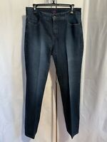 Not Your Daughters Jeans NYDJ Size 12 Blue Bootcut Lift Tuck Technology Jeans