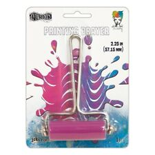 """Ranger Dylusions Dina Wakley - Small Printing Brayer 2.25"""" for Gel Plate"""