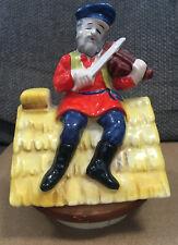 Fiddler On The Roof Vintage Music Box 1970s Japan