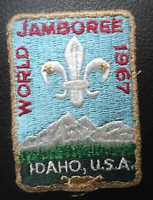 12th World Boy Scout Jamboree Badge 1967 Idaho USA