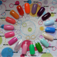 10x Make Up Nail Art Tips Practice Round Wheel Polish Acrylic Display Decoration