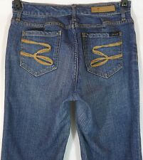 Women's Seven Jeans Flare Stretch Tag 8 Measure 30 x 32 Good Cond! Intl Ok