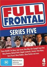 FULL FRONTAL - SERIES 5 (4 DVD SET) BRAND NEW!!! SEALED!!!