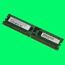Micron MT9HTF6472Y 512 MB  DDR2 PC3200R Speicher ECC IBM P/N: 38L6015