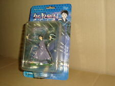 MIROKU INUYASHA MINI ACTION FIGURINE ABOUT 9 - 10 CM. BY TOYNAMI NEW
