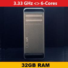 Apple | Mac Pro 3.33 Ghz 6-Cores | 32GB RAM | 2TB HDD | AMD 7950 3GB VRAM