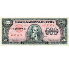 500 pesos, 1950, the Republic of . Copy banknoty. .VERY RARE