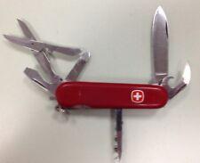 WENGER SWISS SPORTSMAN Army Knife SAK Scissors Non Locking Phillips Scissors Awl