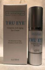 Skintologie Tru Eye Cosmetic Complete Anti-Aging Eye Cream 1oz/30ml - New in Box