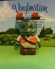 "Disney Park Vinylmation 3"" Set 6 Star Wars Return of the Jedi Klaatu Villain"